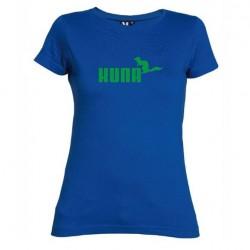 Dámské tričko Kuna modré