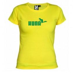 Dámské tričko Kuna žluté