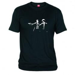 Pánské tričko Pulp fiction černé