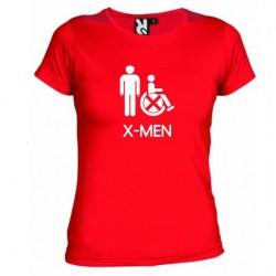 Dámské tričko X-men červené