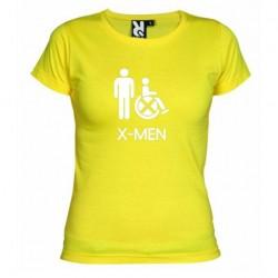 Dámské tričko X-men žluté