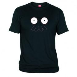 Pánské tričko Zoidberg černé