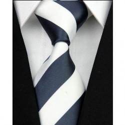 Hedvábná kravata modrá NT0030