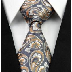 Hedvábná kravata modrá NT0253
