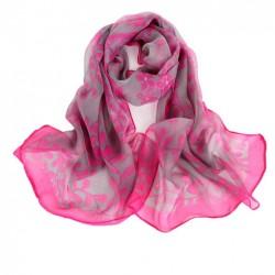 Hedvábný šátek 100% SILK SGSS011