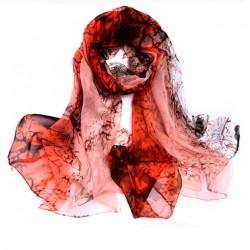 Hedvábný šátek 100% SILK LSGS011