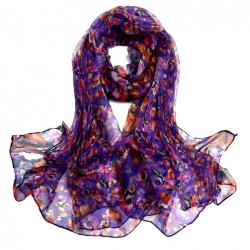 Hedvábný šátek 100% SILK LSGS019B