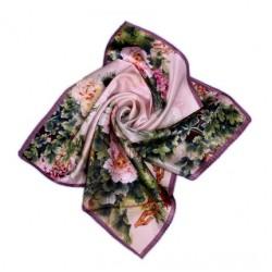 Hedvábný šátek 100% SILK 53SD011A
