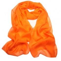Hedvábný šátek 100% SILK DSCS012