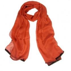 Hedvábný šátek 100% SILK SCSS03