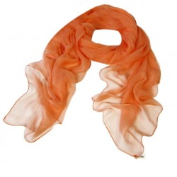 Hedvábný šátek 100% SILK DSGS01