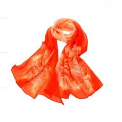 Hedvábný šátek 100% SILK ERSS05A