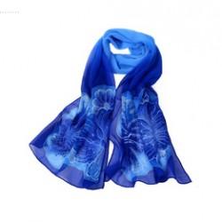 Hedvábný šátek 100% SILK ERSS05C