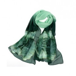 Hedvábný šátek 100% SILK ERSS05G