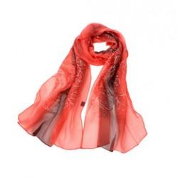 Hedvábný šátek 100% SILK ERSS06E