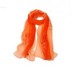 Hedvábný šátek 100% SILK ERSS08C