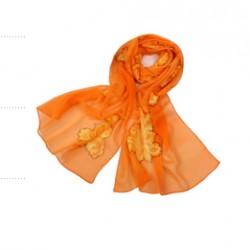 Hedvábný šátek 100% SILK ERSS010A