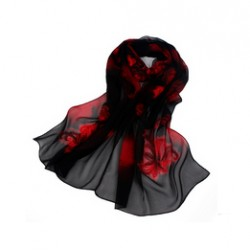 Hedvábný šátek 100% SILK ERSS010G