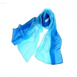Hedvábný šátek 100% SILK ERSS011C