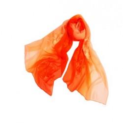 Hedvábný šátek 100% SILK ERSS011A