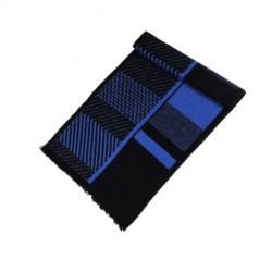 Zimní Hedvábný šátek pánský 100% SILK MWSS035