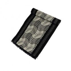 Zimní Hedvábný šátek pánský 100% SILK MWSS036
