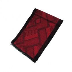Zimní Hedvábný šátek pánský 100% SILK MWSS037
