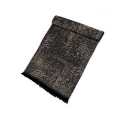 Zimní Hedvábný šátek pánský 100% SILK MWSS039