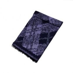 Zimní Hedvábný šátek pánský 100% SILK MWSS045