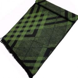 Zimní Hedvábný šátek pánský 100% SILK MWSS049