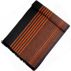 Zimní Hedvábný šátek pánský 100% SILK MWSS051