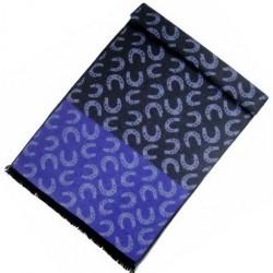 Zimní Hedvábný šátek pánský 100% SILK MWSS053