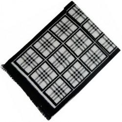 Zimní Hedvábný šátek pánský 100% SILK MWSS054