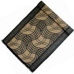Zimní Hedvábný šátek pánský 100% SILK MWSS056