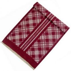Zimní Hedvábný šátek pánský 100% SILK MWSS057