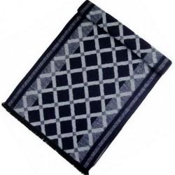 Zimní Hedvábný šátek pánský 100% SILK MWSS059