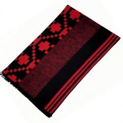 Zimní Hedvábný šátek pánský 100% SILK MWSS061