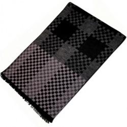 Zimní Hedvábný šátek pánský 100% SILK MWSS063
