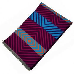 Zimní Hedvábný šátek pánský 100% SILK MWSS064