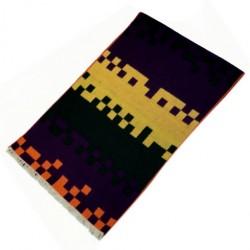 Zimní Hedvábný šátek pánský 100% SILK MWSS066