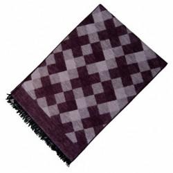 Zimní Hedvábný šátek pánský 100% SILK MWSS072