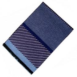 Zimní Hedvábný šátek pánský 100% SILK MWSS073