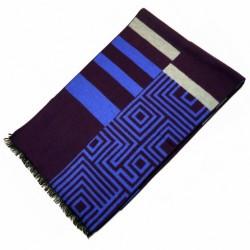 Zimní Hedvábný šátek pánský 100% SILK MWSS074