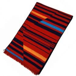 Zimní Hedvábný šátek pánský 100% SILK MWSS079