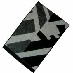 Zimní Hedvábný šátek pánský 100% SILK MWSS085