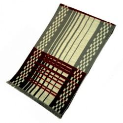 Zimní Hedvábný šátek pánský 100% SILK MWSS088