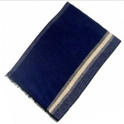Zimní Hedvábný šátek pánský 100% SILK MWSS090